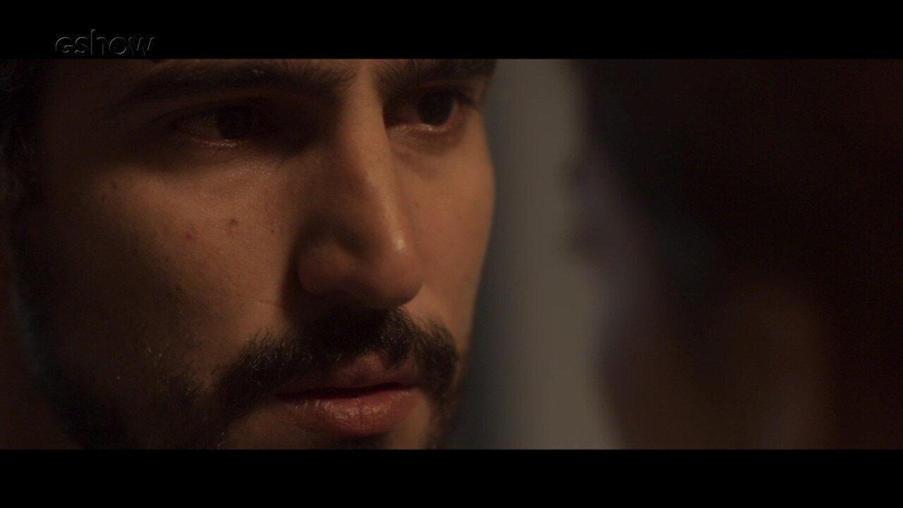 Resumo de 11/8: Alice revela para Renato que ele é o pai de Lucas