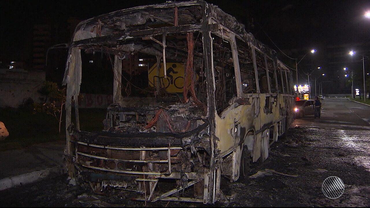 Sexta-feira é marcada por tensão nos bairros de Armação, Boca do Rio e Imbuí