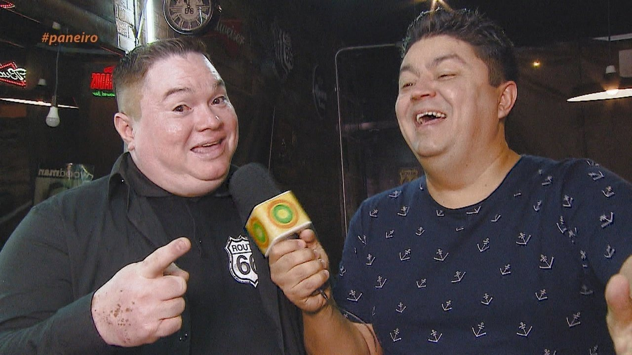 Parte 2: Márcio Braga visita barbeiro que também é cantor