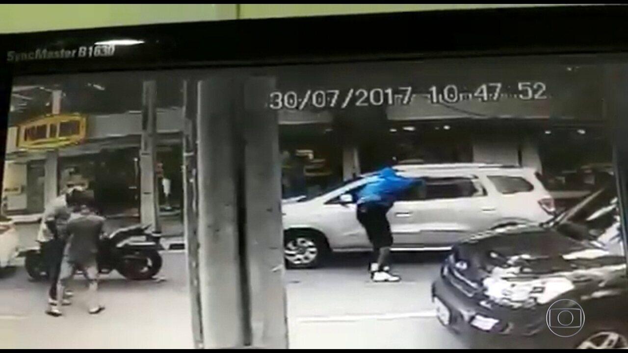 Moradores de Niterói estão preocupados com a violência na cidade