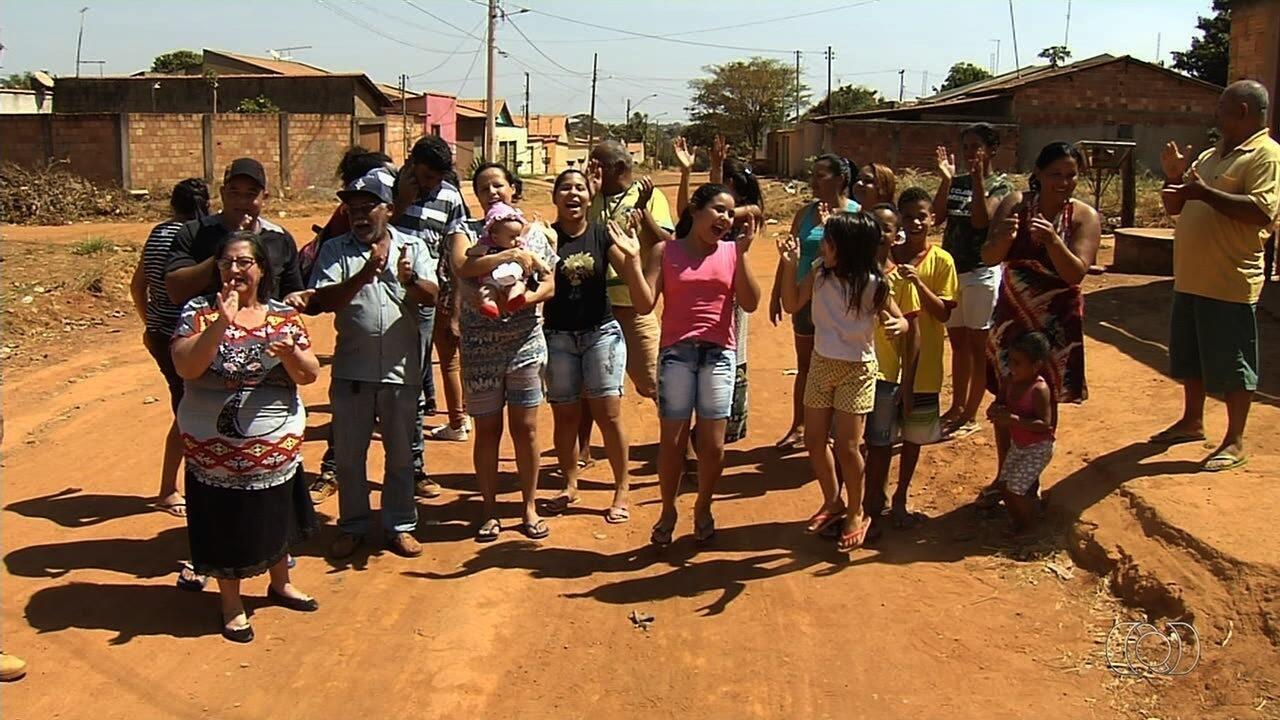 População reclama de falta de água em bairros da Região Metropolitana de Goiânia