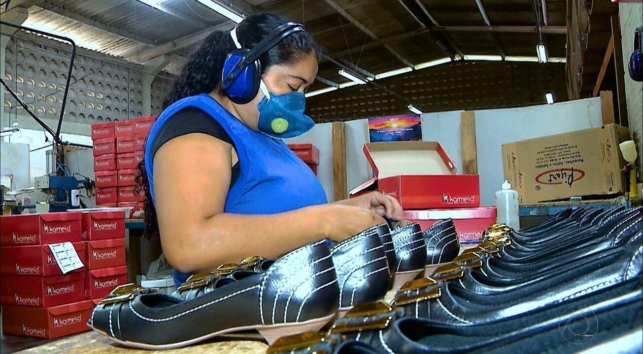 Da Paraíba para o mundo : saiba para onde são exportados os calçados