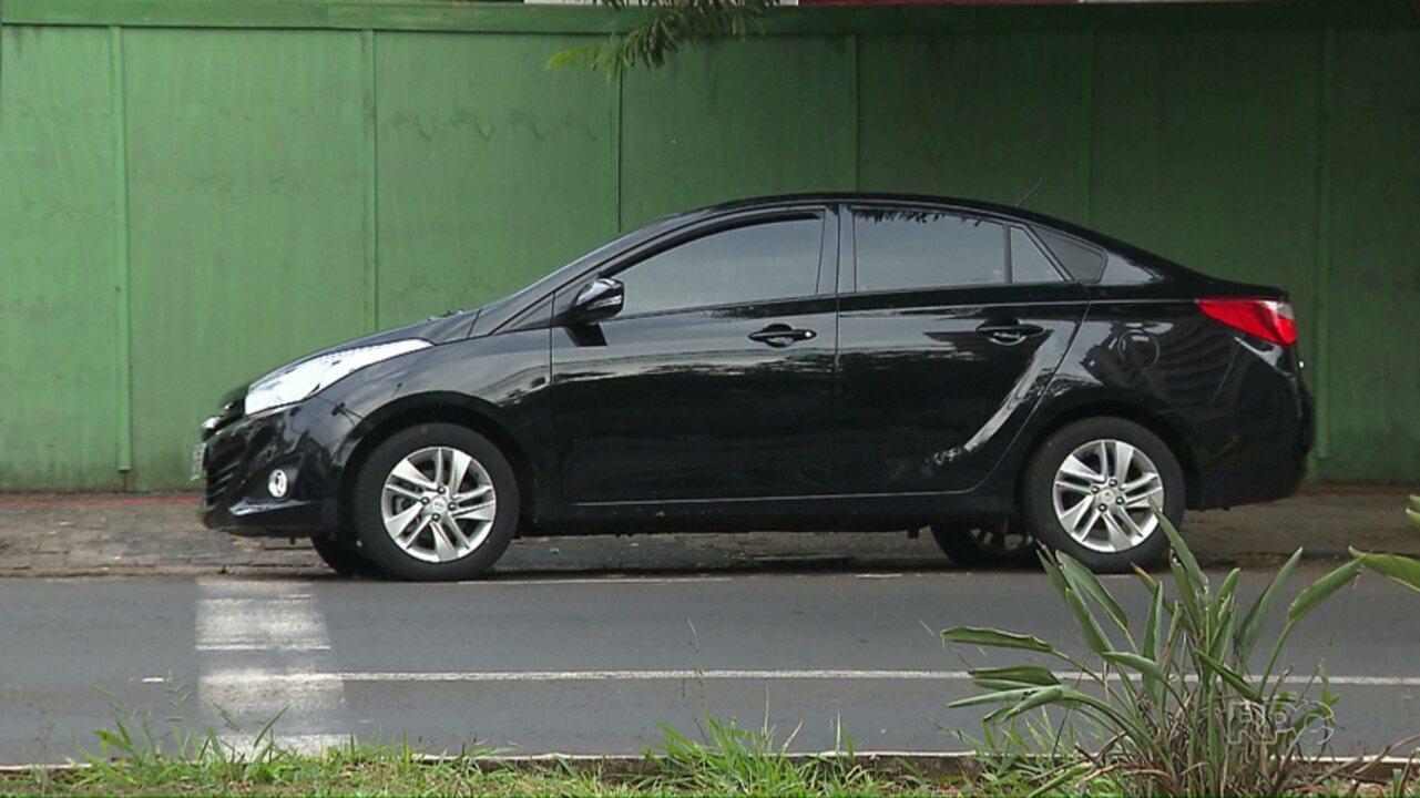Dispara quantidade de veículos roubados em Londrina