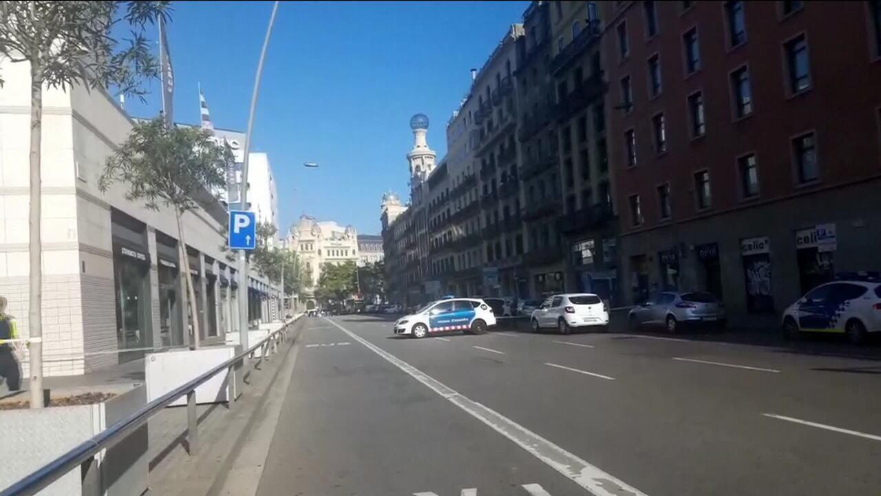 Brasileira que mora em Barcelona fala sobre atentato