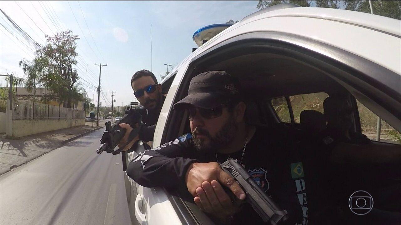 Polícia desmonta esquema de roubo de carros em MT que era combinado pelas redes sociais