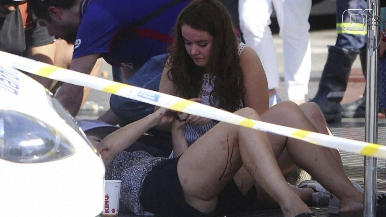 9 fatos sobre o atentado em Barcelona