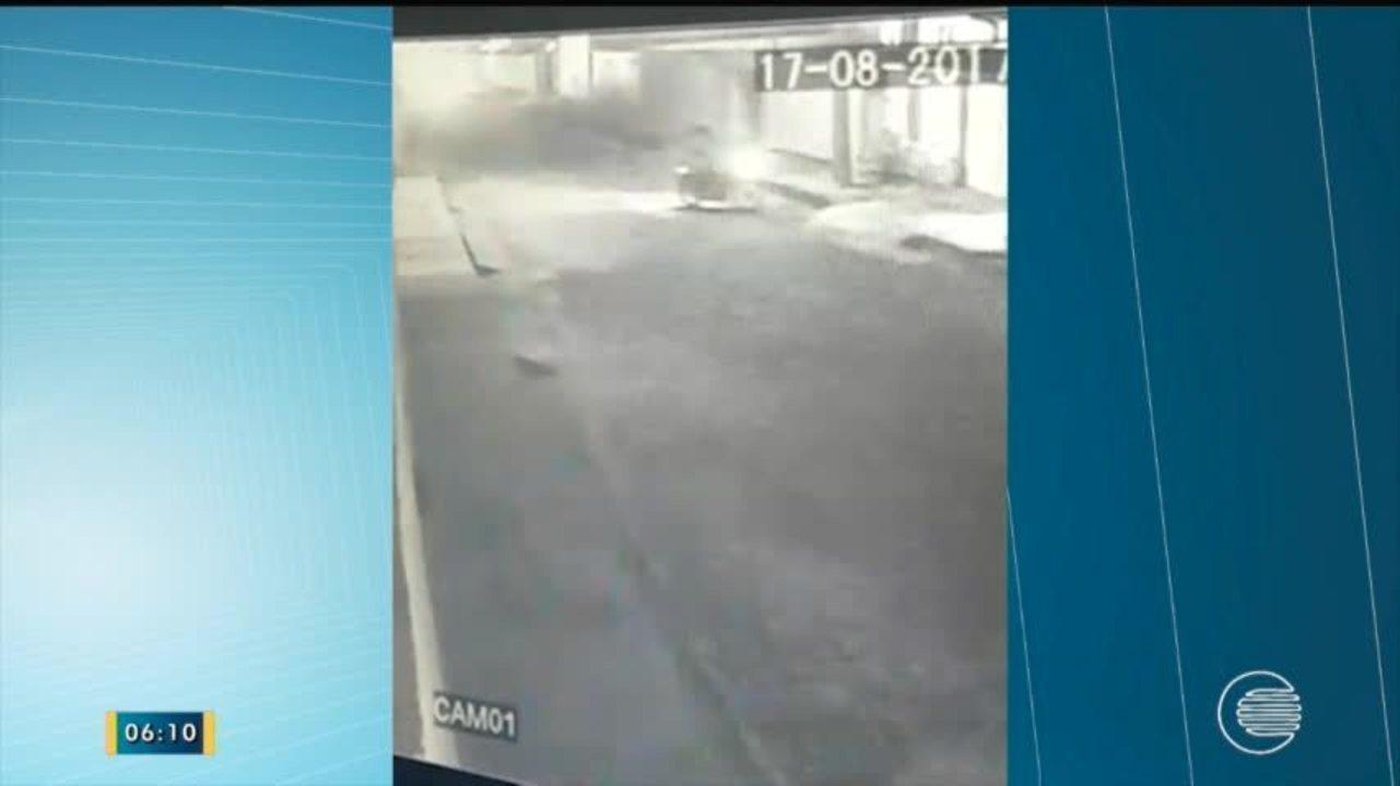 Policial Civil sofre assalto e tem o carro levado por bandidos em Teresina