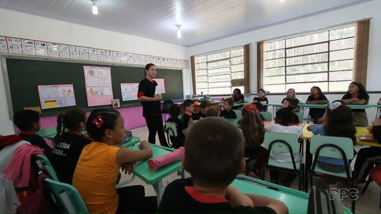 Trabalho de professores de Castro fica entre os 50 melhores em premiação nacional