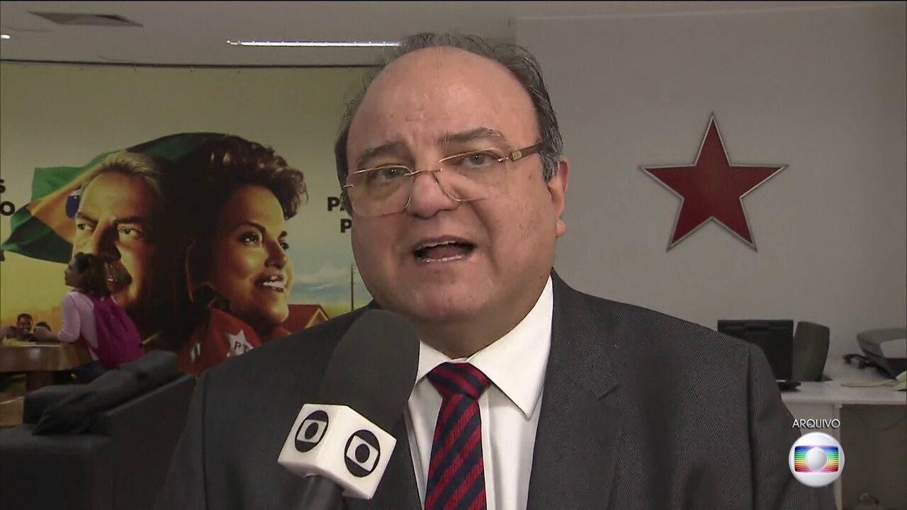 Ex-deputado Cândido Vaccarezza, líder do PT nos governos Lula e Dilma, é preso em SP