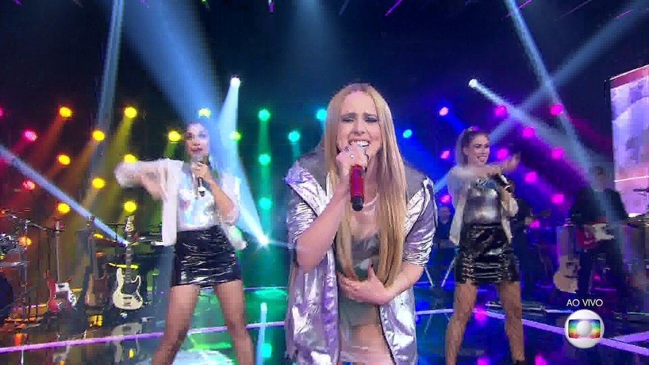 Marcella Rica se jogou com hit de Katy Perry