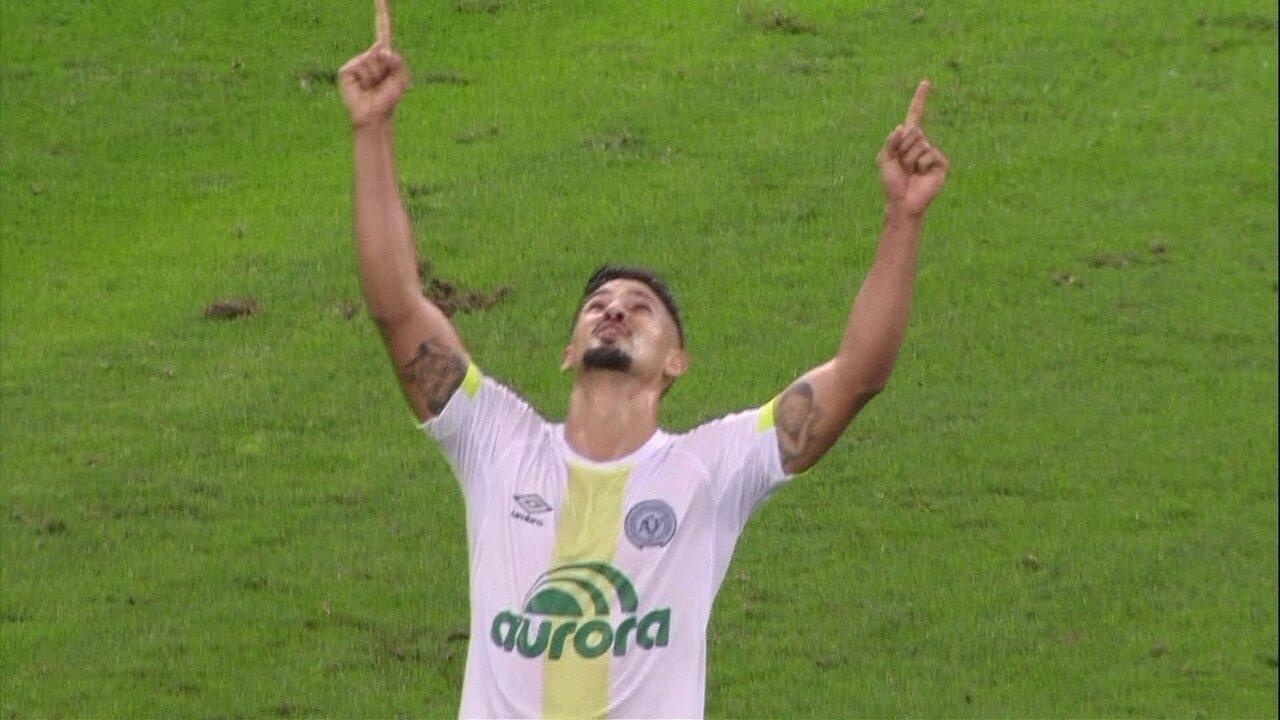 Palmeiras perde para a Chapecoense em casa