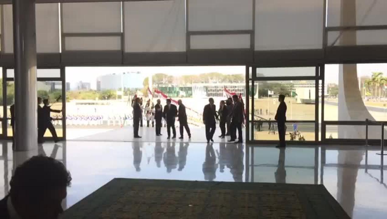 Temer comete 3ª gafe em dois meses ao trocar Paraguai por