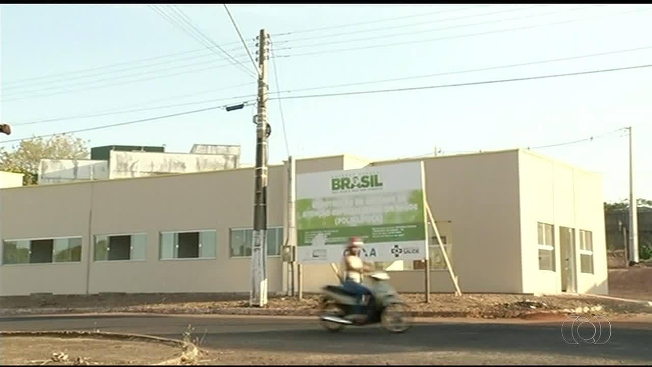 Orçada em mais de R$ 500 mil, obra de policlínica está atrasada em Gurupi