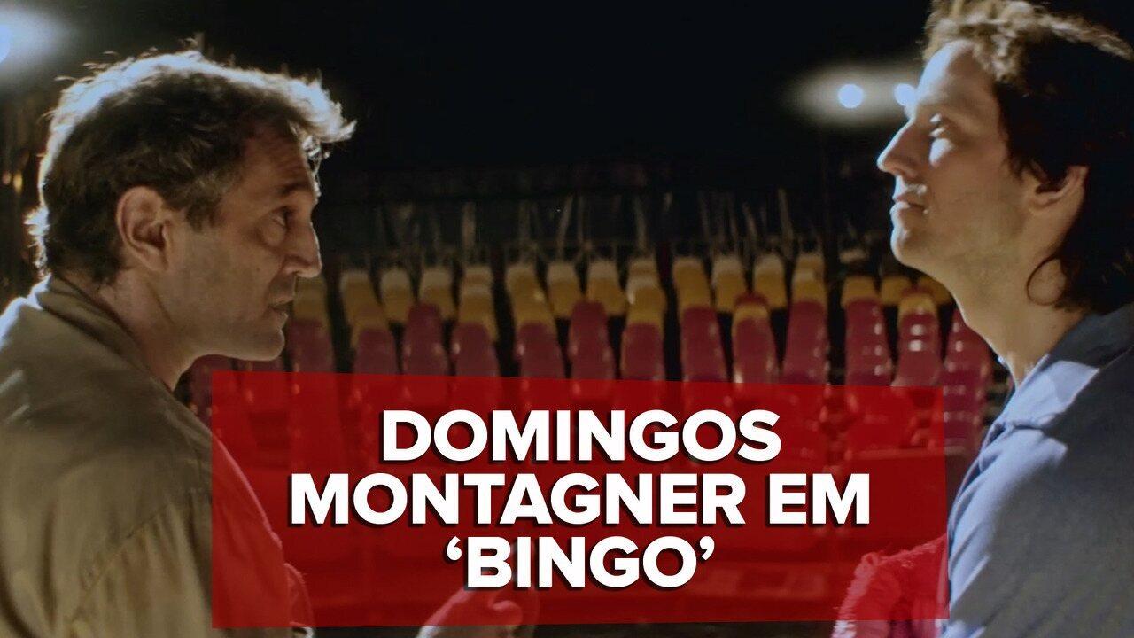Veja cena de Domingos Montagner em 'Bingo - O rei das manhãs'