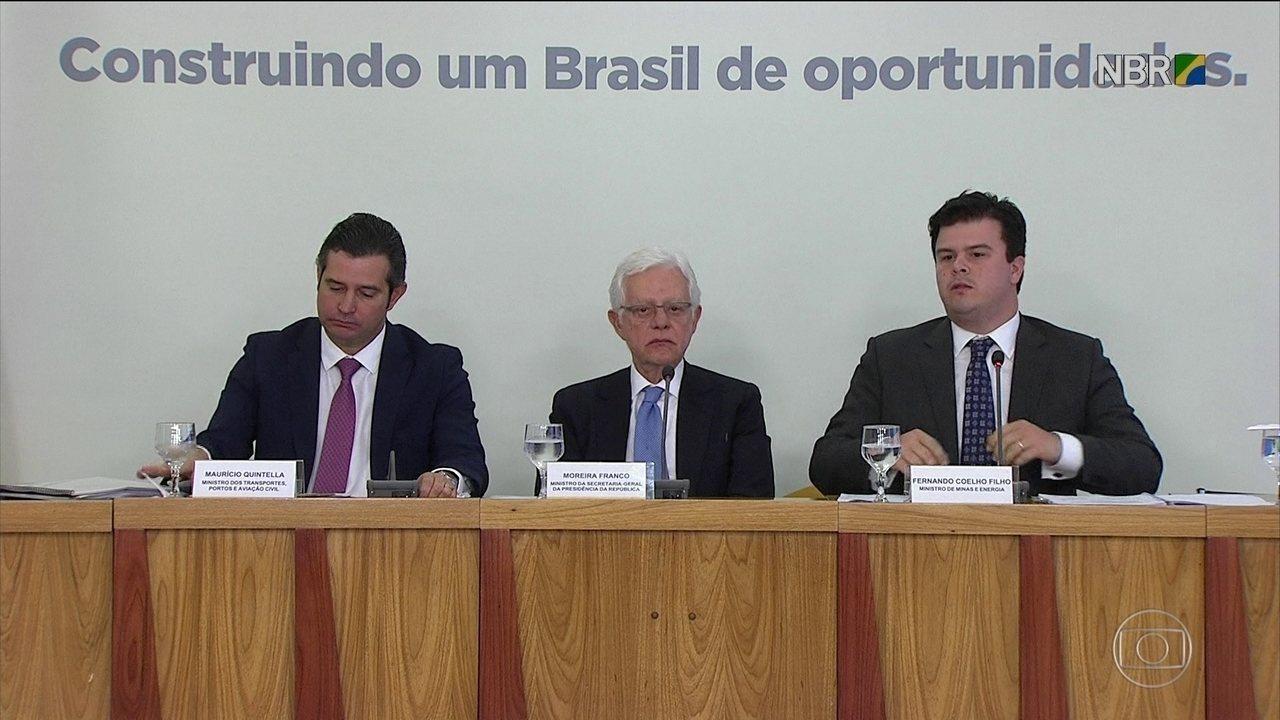 Governo anuncia privatiza o da casa da moeda leil o de aeroportos ser no 2 semestre de 2018 for Casa governo it 2018
