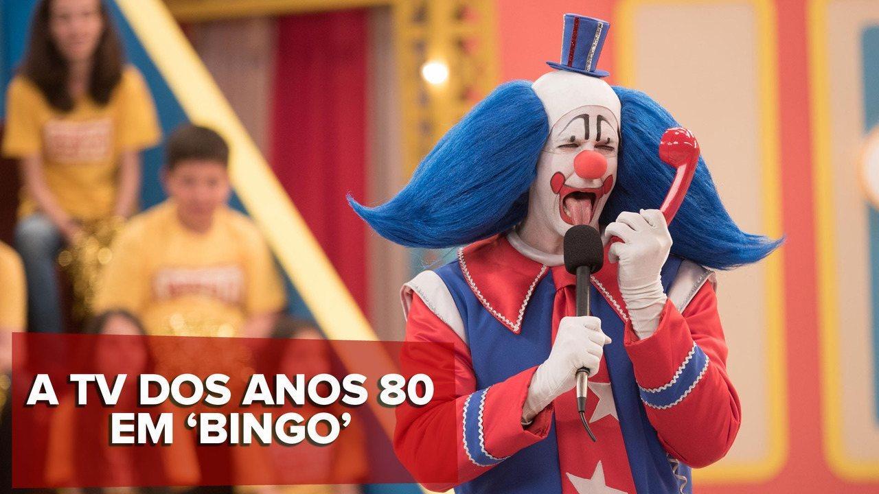 Vladimir Brichta e diretor de 'Bingo', Daniel Rezende, falam sobre TV dos anos 80