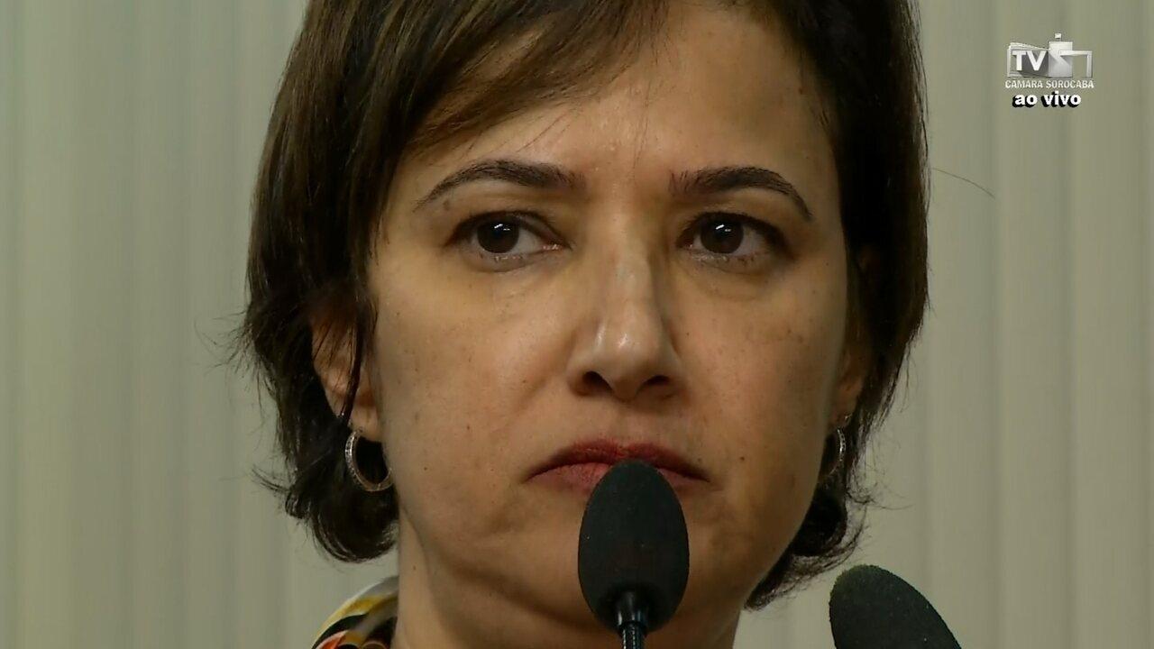 Após cassação de Crespo, Jaqueline Coutinho é a 1ª mulher a assumir a prefeitura