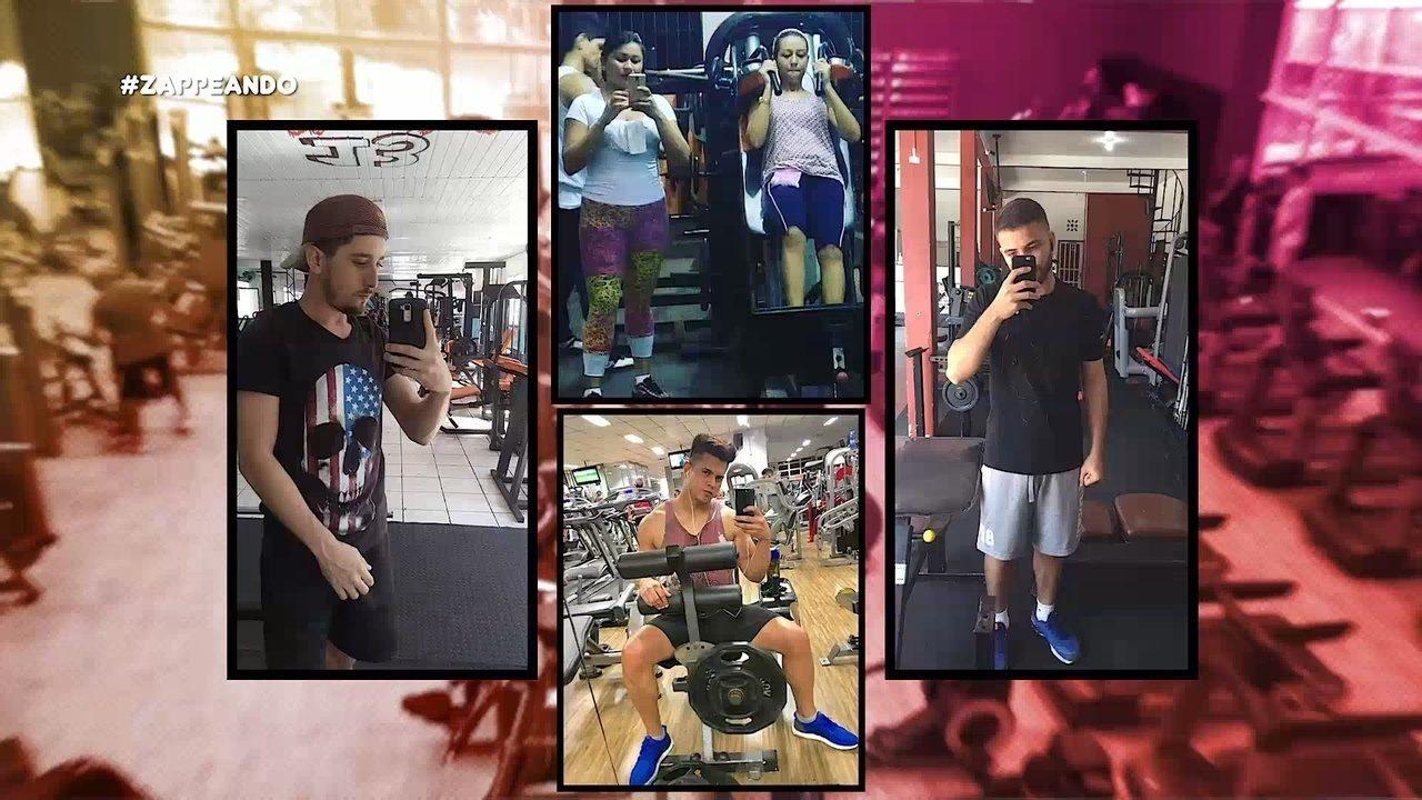 Veja o que está bombando nas redes sociais no mundo fitness