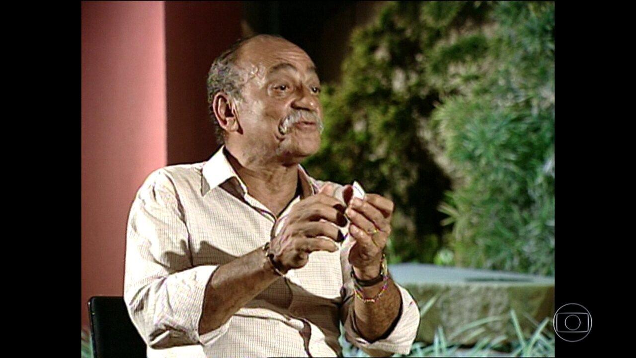 Sambista Wilson das Neves morre aos 81 anos