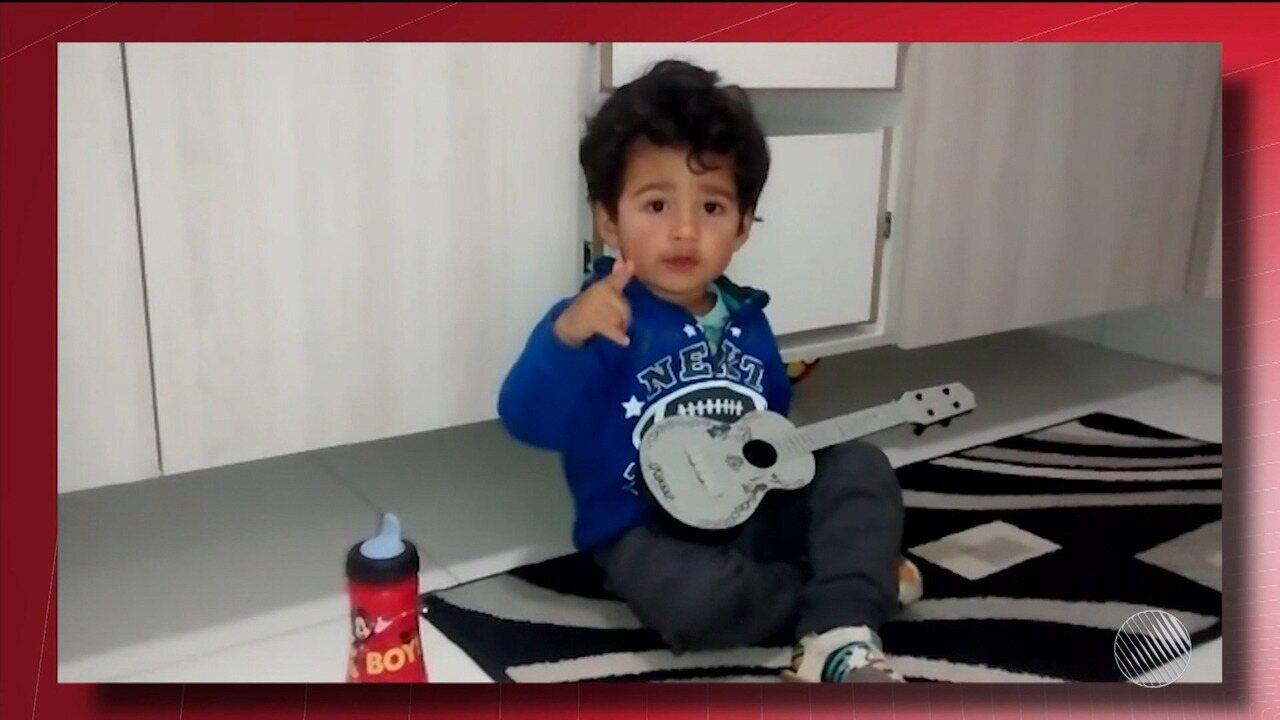 Criança de 2 anos morre após dar entrada e ser medicado em UPA na Bahia   policia investiga caso 04191581effe8