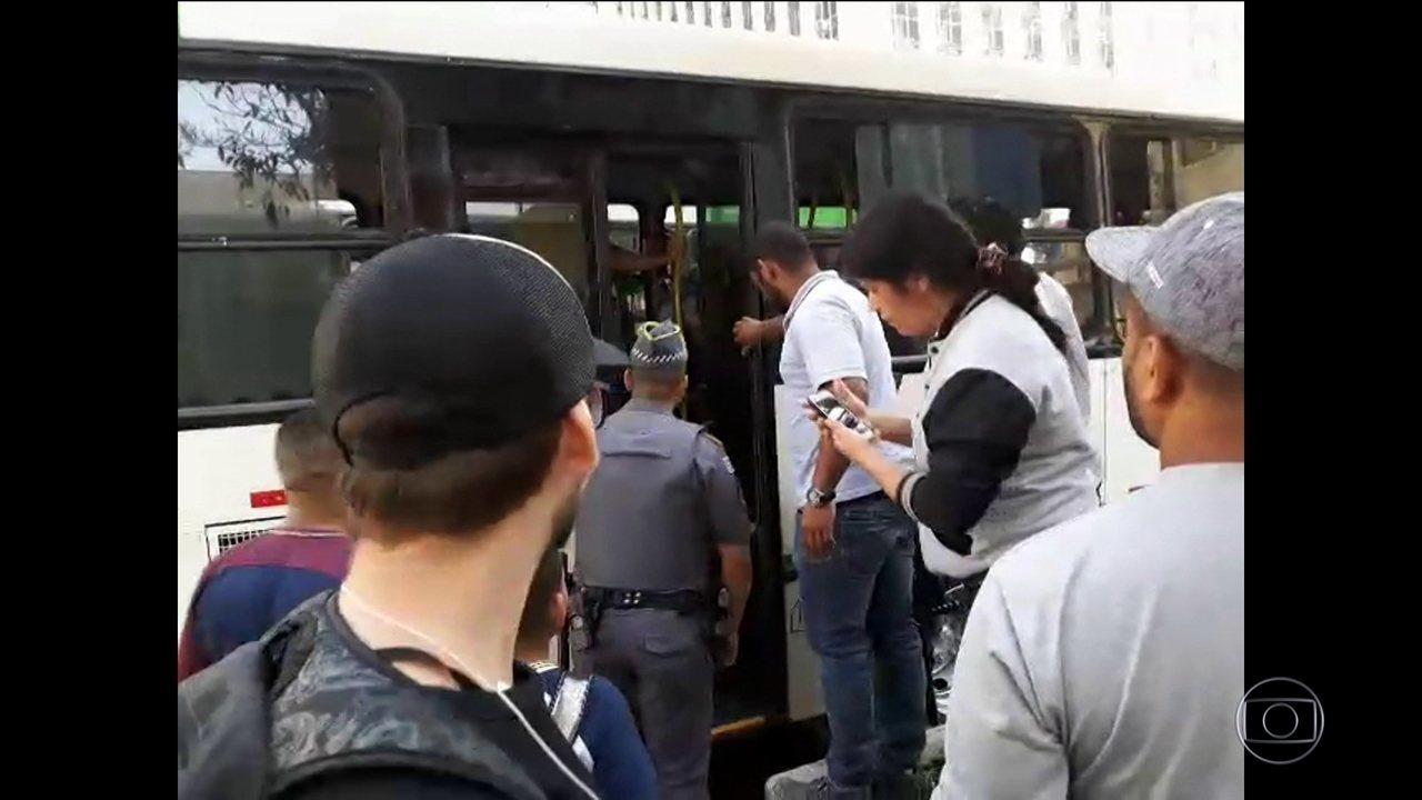 Em SP, ônibus, trens e metrô se unem contra abuso sexual nos transportes