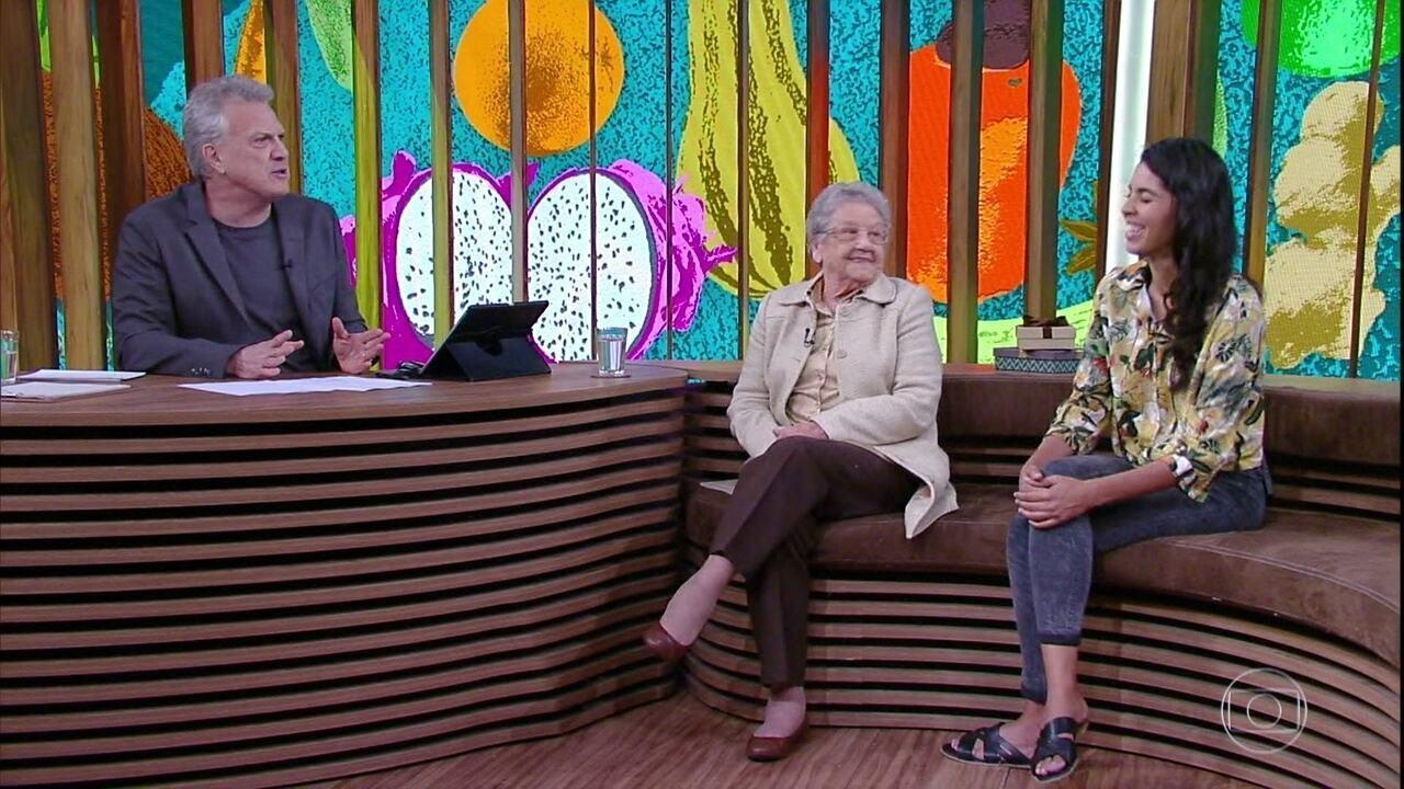 Bela Gil e Palmirinha Onofre falam sobre a repercussão de seus programas na TV