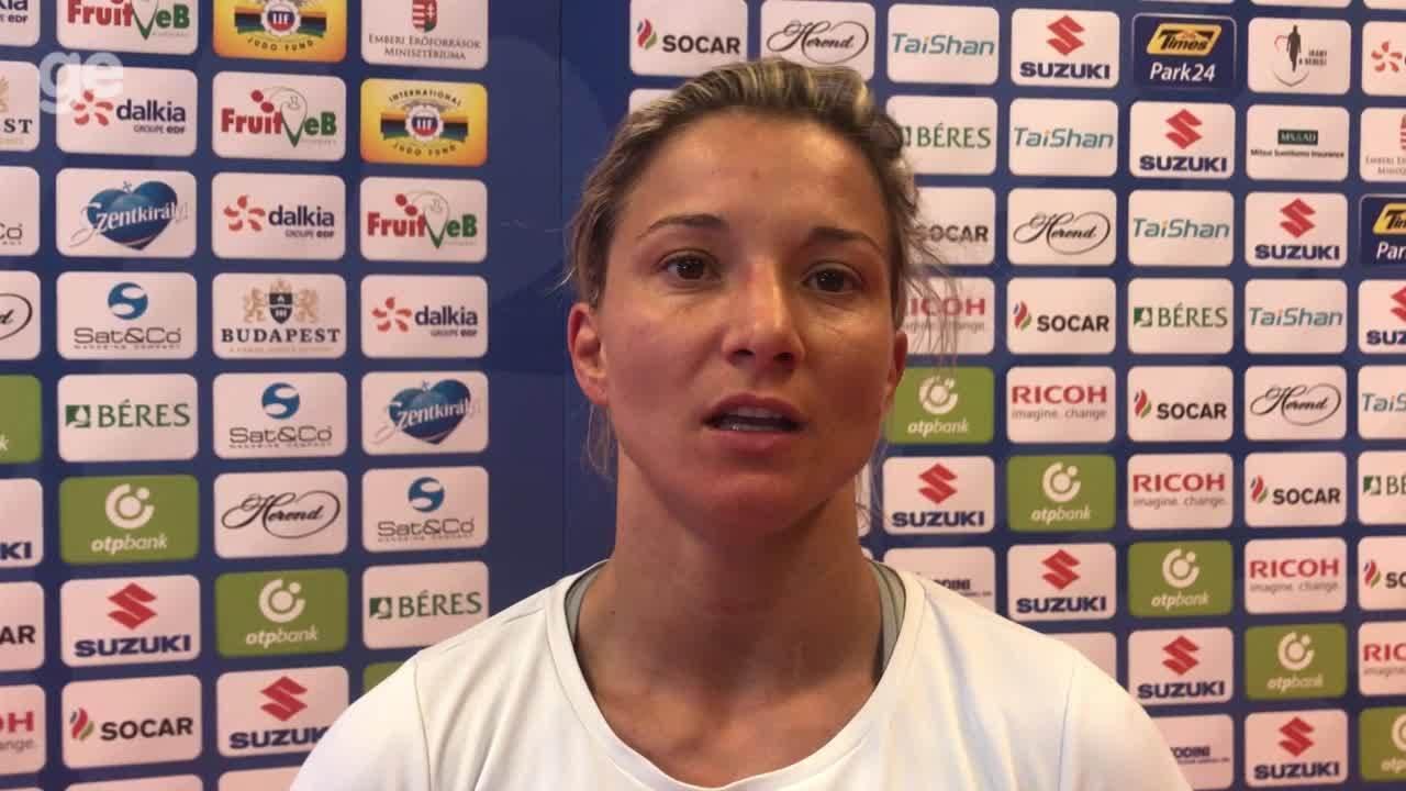 Maior judoca de Portugal comenta vitória sobre Rafaela Silva e orgulho de  defender o país b22cceb2728b9