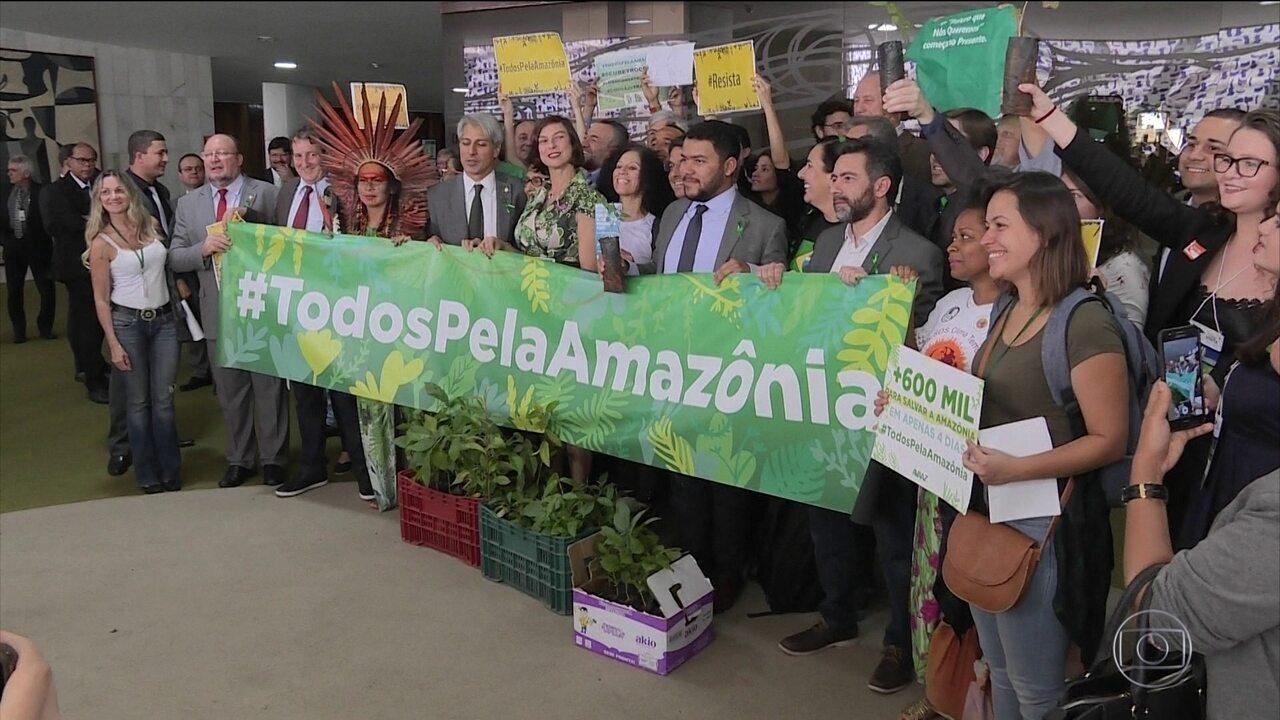 Justiça Federal suspende liberação de área da Amazônia para mineração