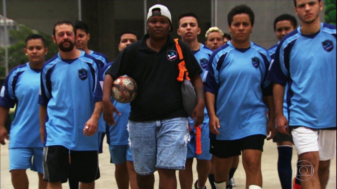 Conheça o Meninos Bons de Bola: primeiro time formado por transgêneros no Brasil
