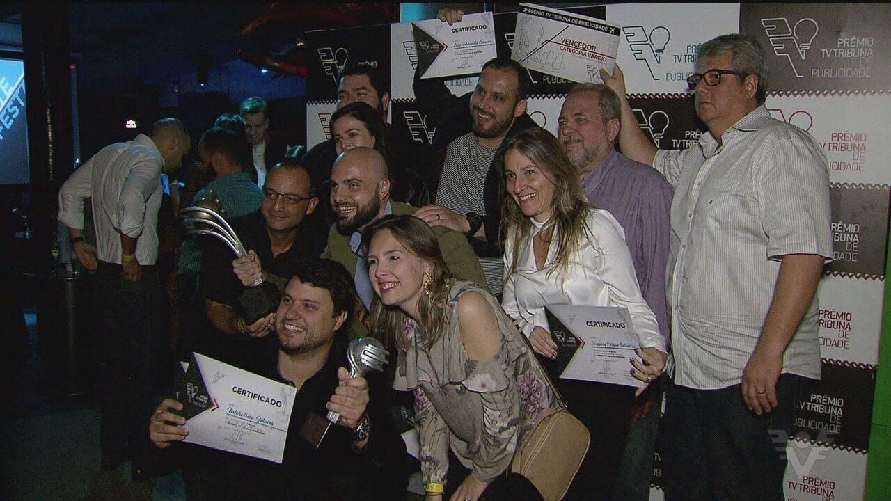 Prêmio TV Tribuna de Publicidade divulga vencedores de 2017