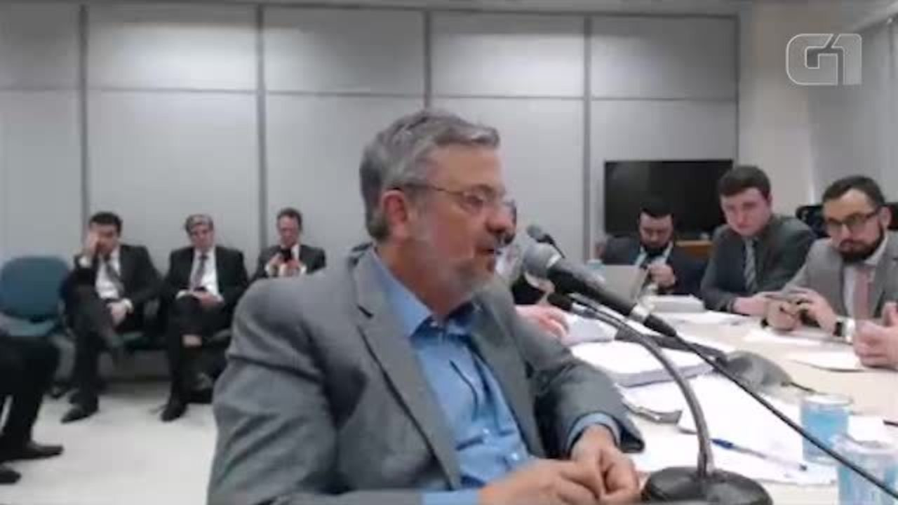 Palocci explica porque mudou de posição e decidiu contar irregularidades no governo Lula