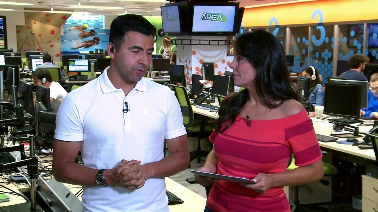 Maldonado fala sobre despedida e o duelo entre Fla e Cruzeiro pela final da Copa do Brasil