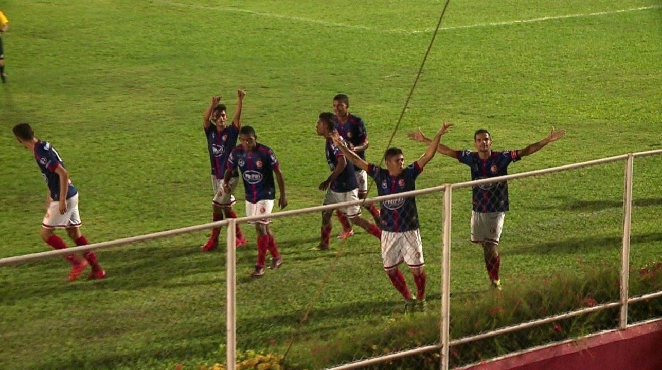 4 de Julho vence o River-PI de virada e se isola na liderança da Copa Piauí; os gols