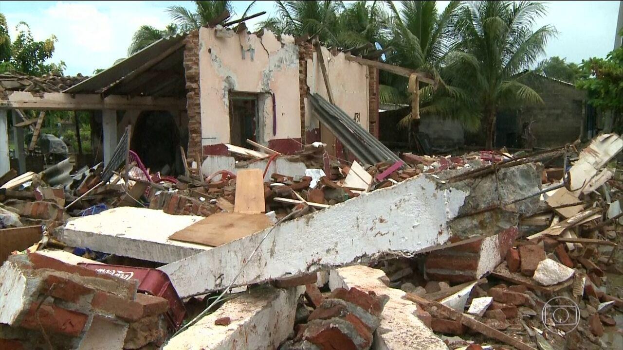Sobe para 96 o número de mortes causadas pelo terremoto que atingiu o México