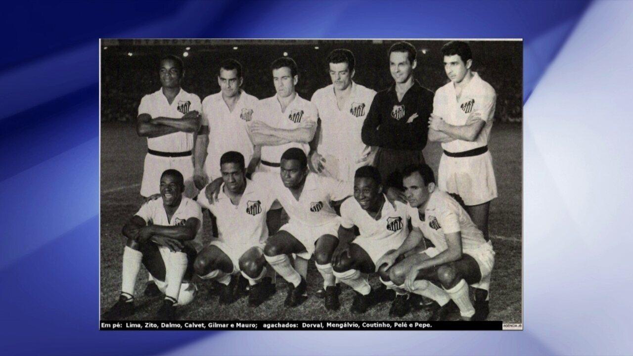 Pepe lembra vitória do Santos sobre o Boca na Bombonera pela Libertadores em 1963