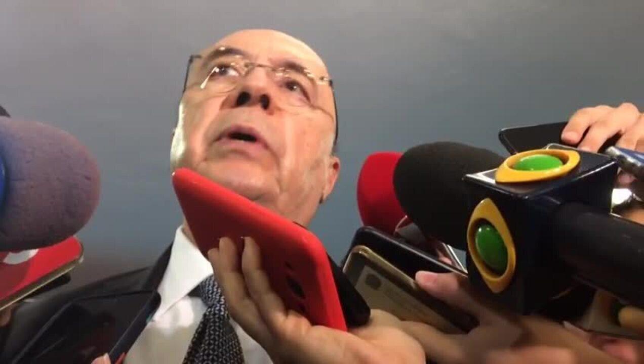 'No Brasil, cada um quer derrubar o outro', diz Temer
