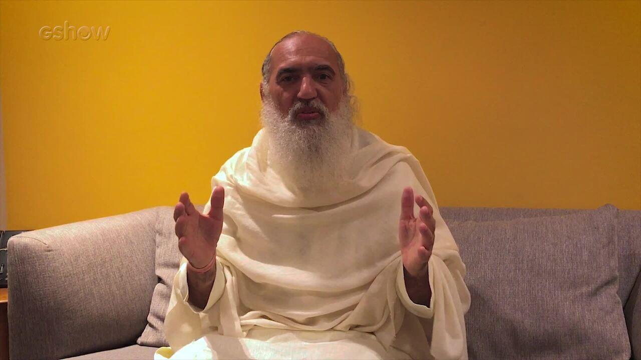 Sri Prem Baba dá dica de como obter paz interior através do silêncio
