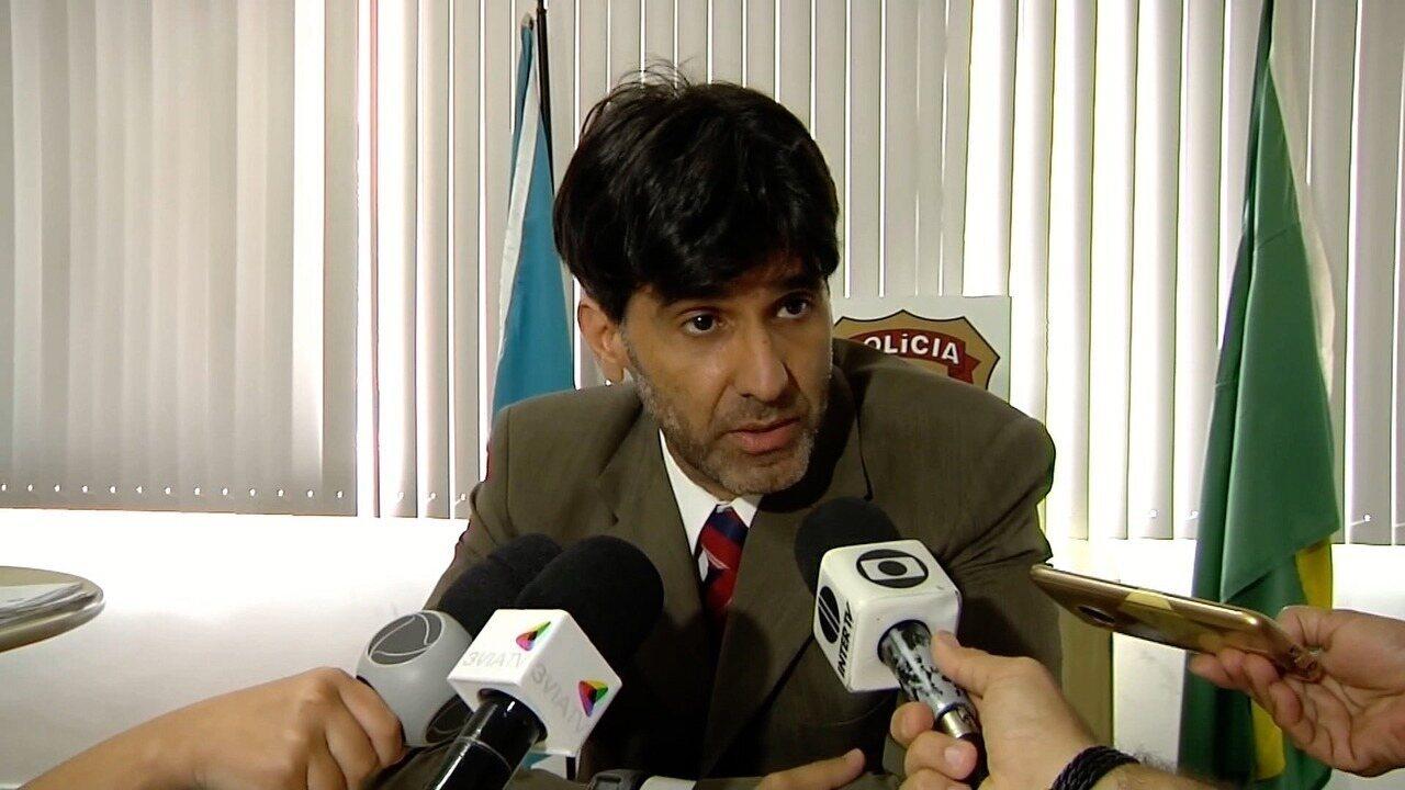 Polícia Federal terá 'total acesso' para fiscalizar Garotinho durante prisão domiciliar, afirmou delegado da Polícia Federal em Campos, Gabriel Duarte