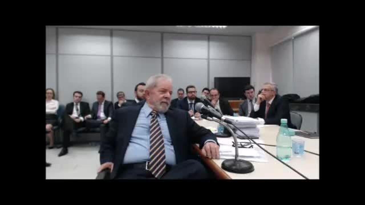 2º depoimento de Lula a Sérgio Moro – parte 4