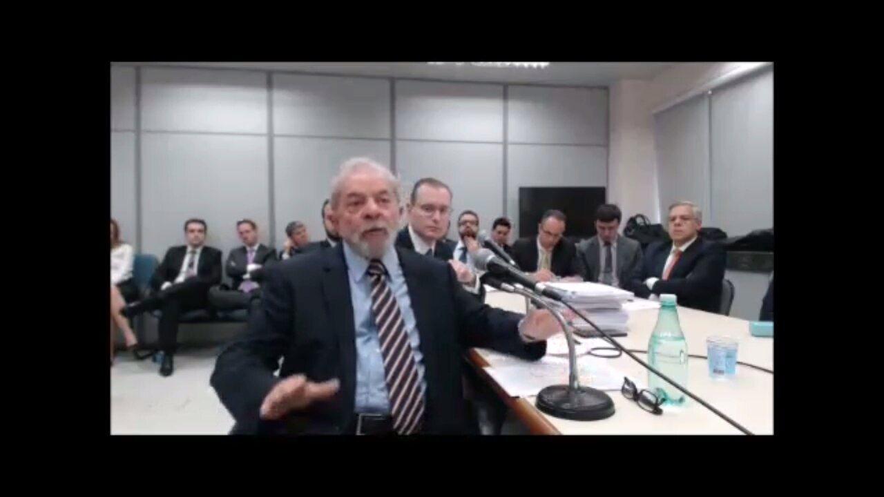 Lula fala sobre a relação com Palocci no Ministério da Fazenda