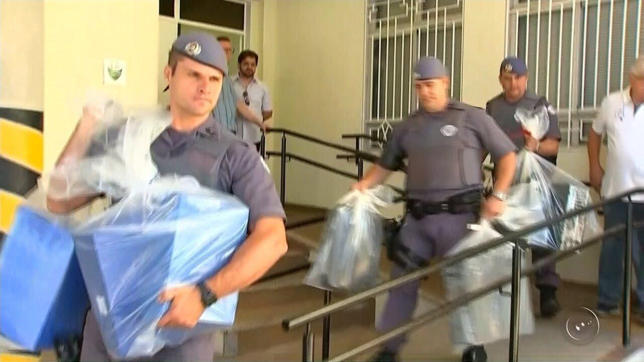Operação Arquivos Deslizantes prende mais envolvidos em fraudes em Catanduva