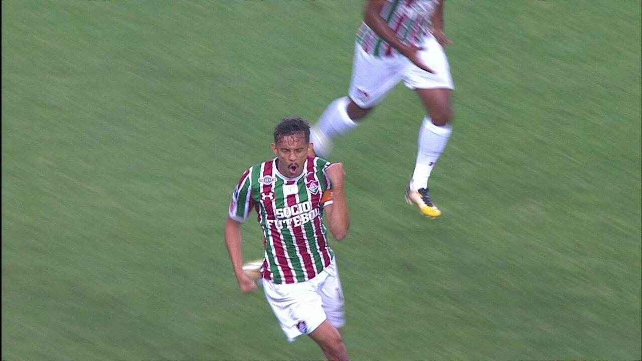 Melhores momentos: Fluminense 1 x 0 LDU pela Copa Sul-americana 2017