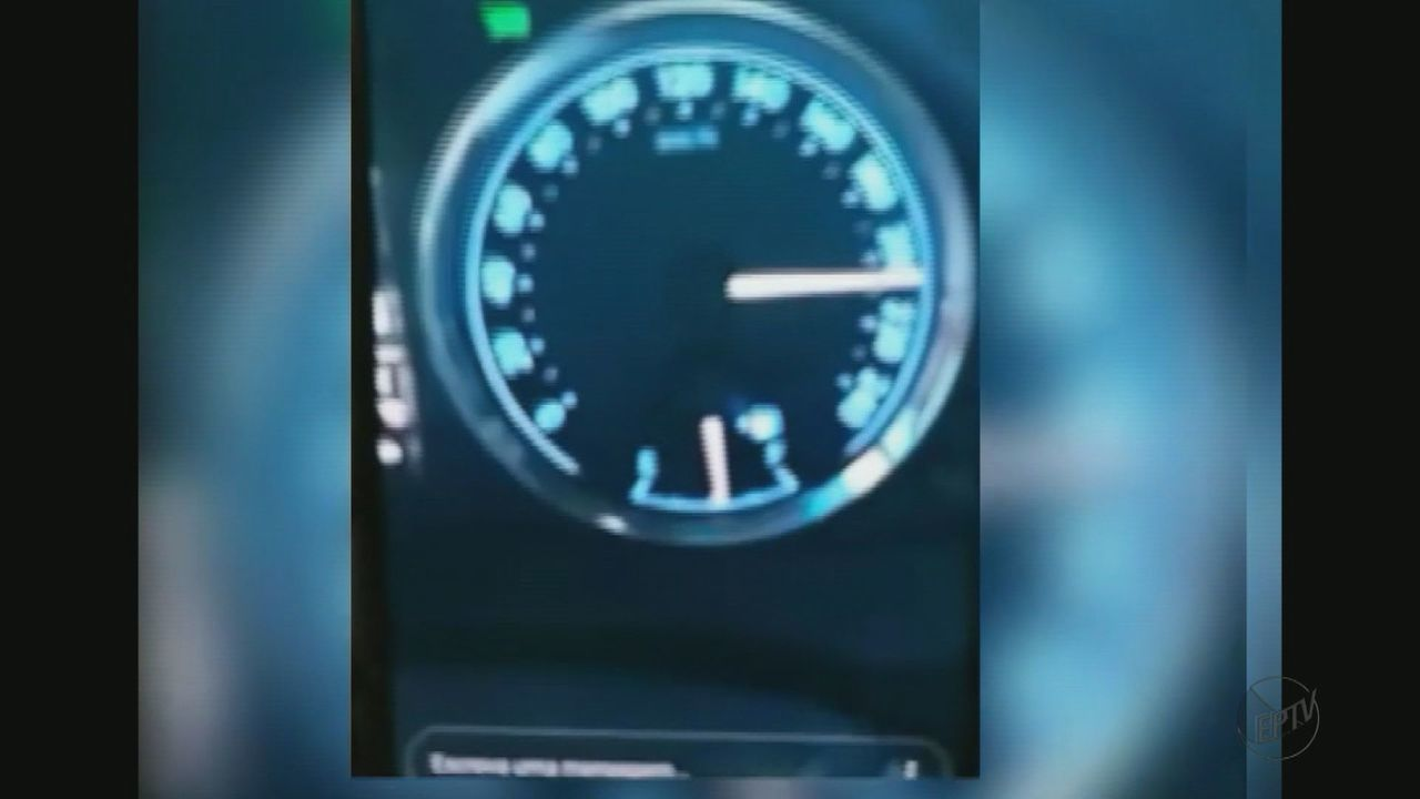 Prefeitura de Dourado abre sindicância para apurar vídeo de carro oficial a 210 km/h
