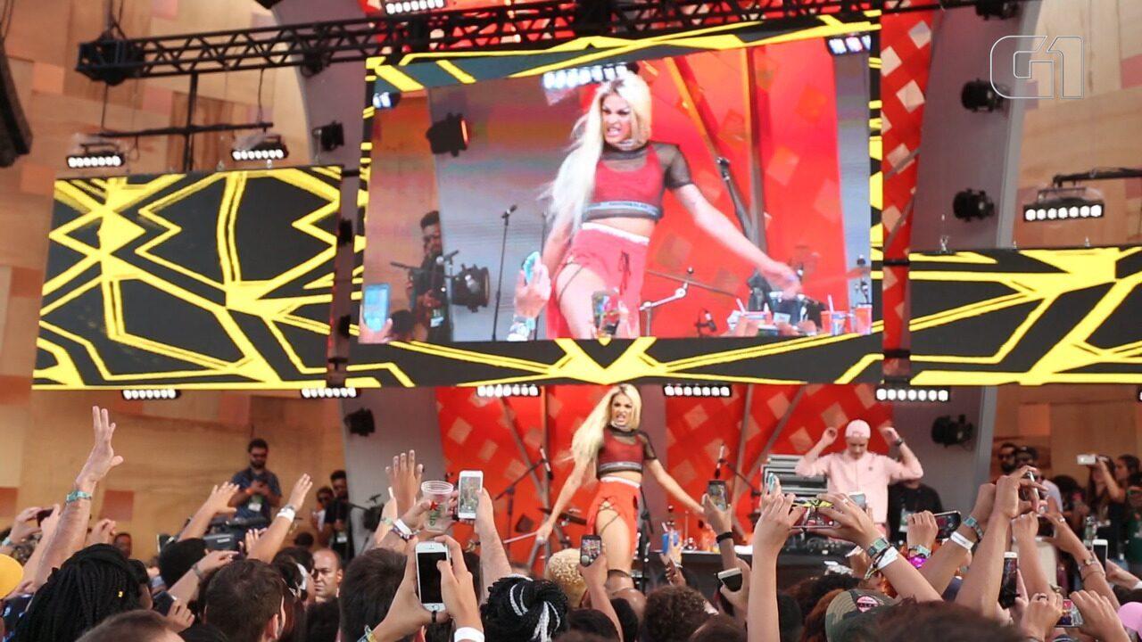 Excluída do Rock In Rio, Anitta planeja seu próprio festival de música