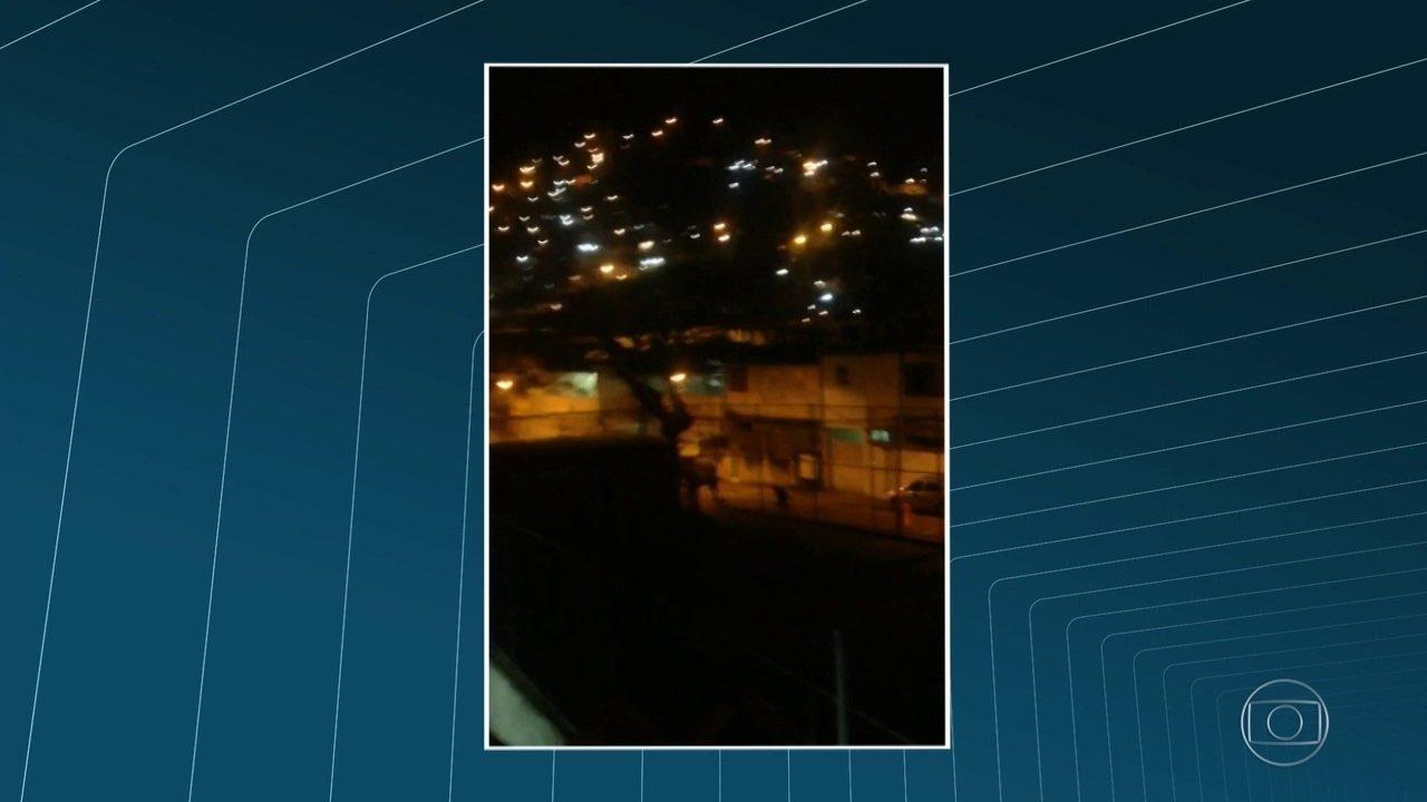 Guerra entre quadrilhas rivais no Morro do Juramento já deixou cinco mortos
