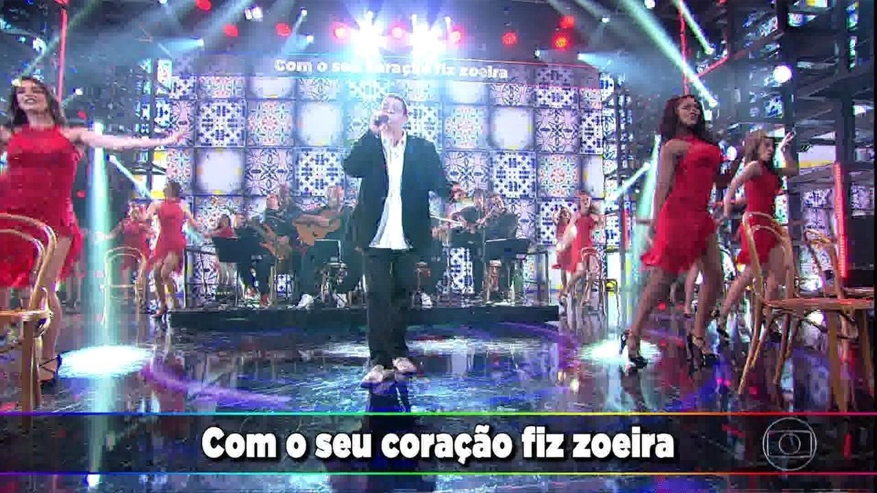 Zeca Pagodinho canta 'Verdade'