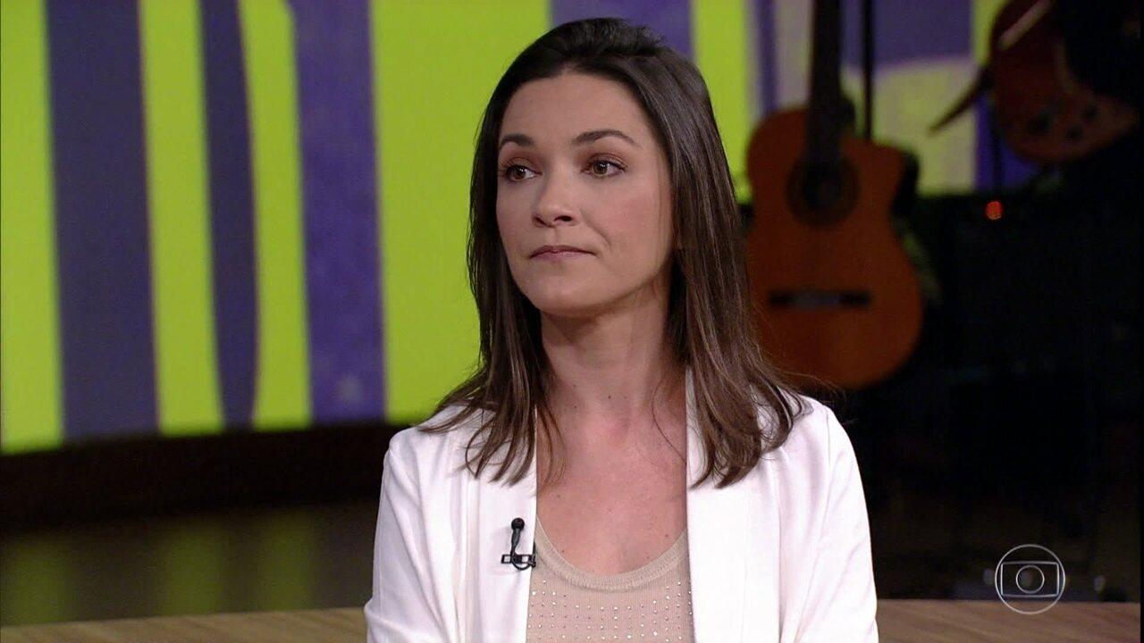 Ilona Szabó fala sobre sua experiência trabalhando com políticas de drogas