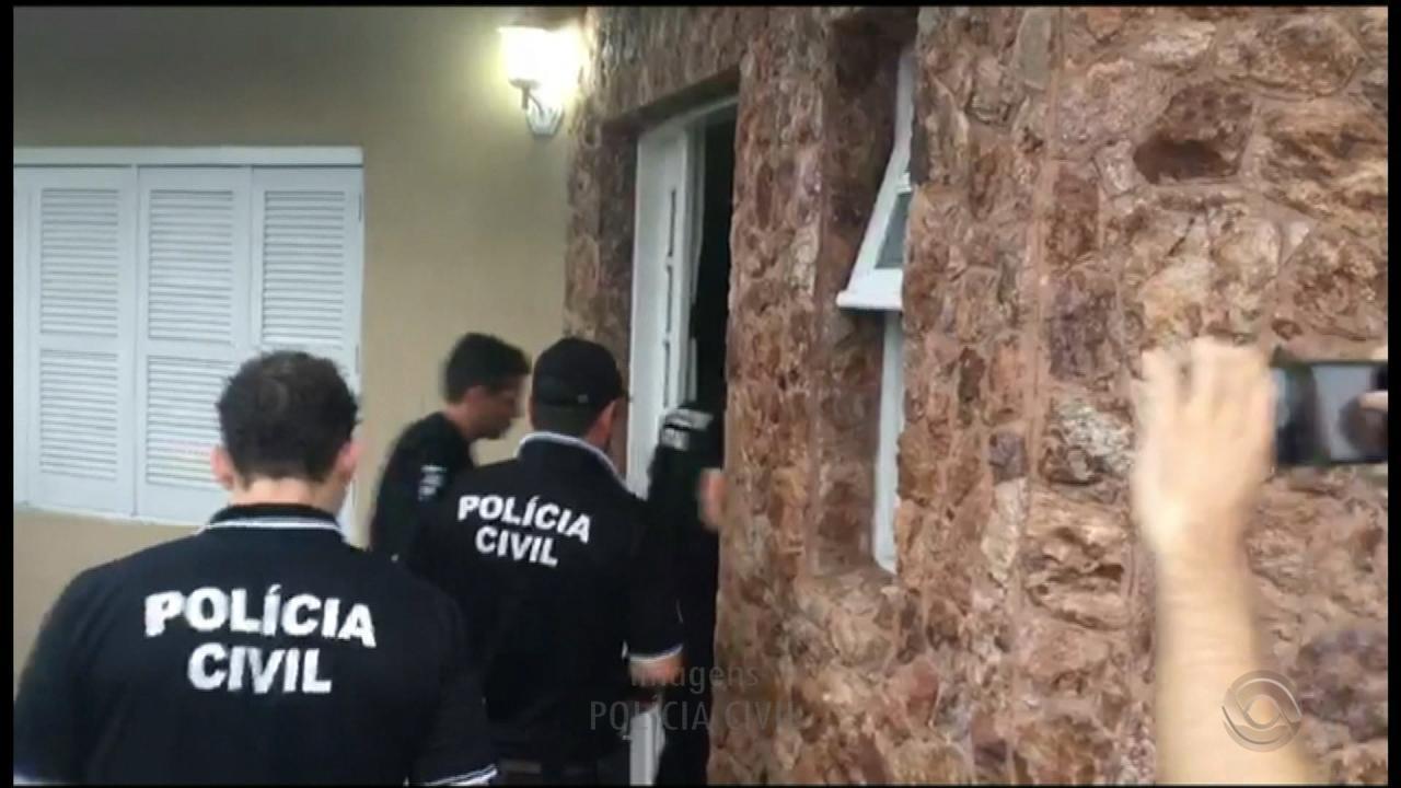 Polícia desarticula esquema com empresas de fachada no RS