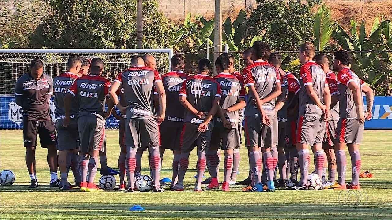 Vila Nova esconde o jogo para partida contra o América-MG