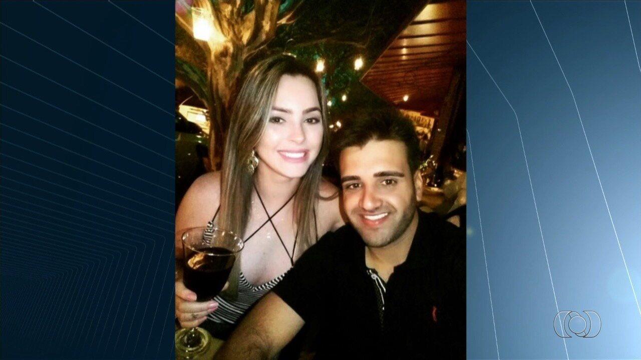 Preso suspeito de matar casal de jovens a tiros em Goiânia